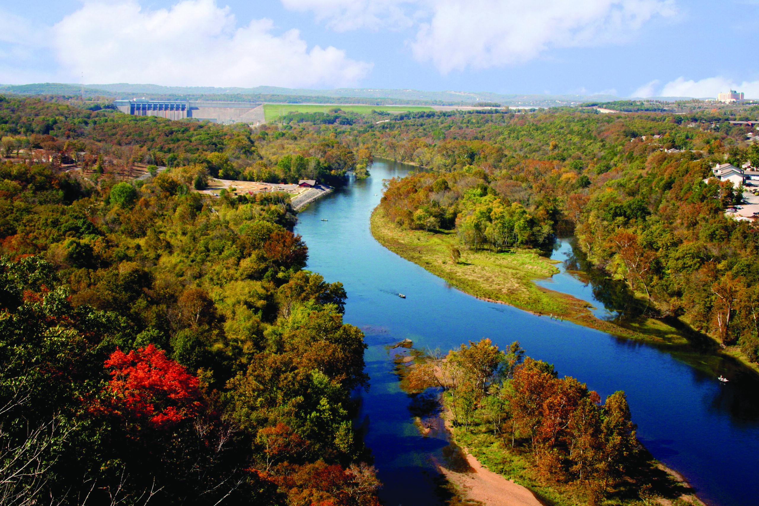LakeTaneycomo-BransonMissouri